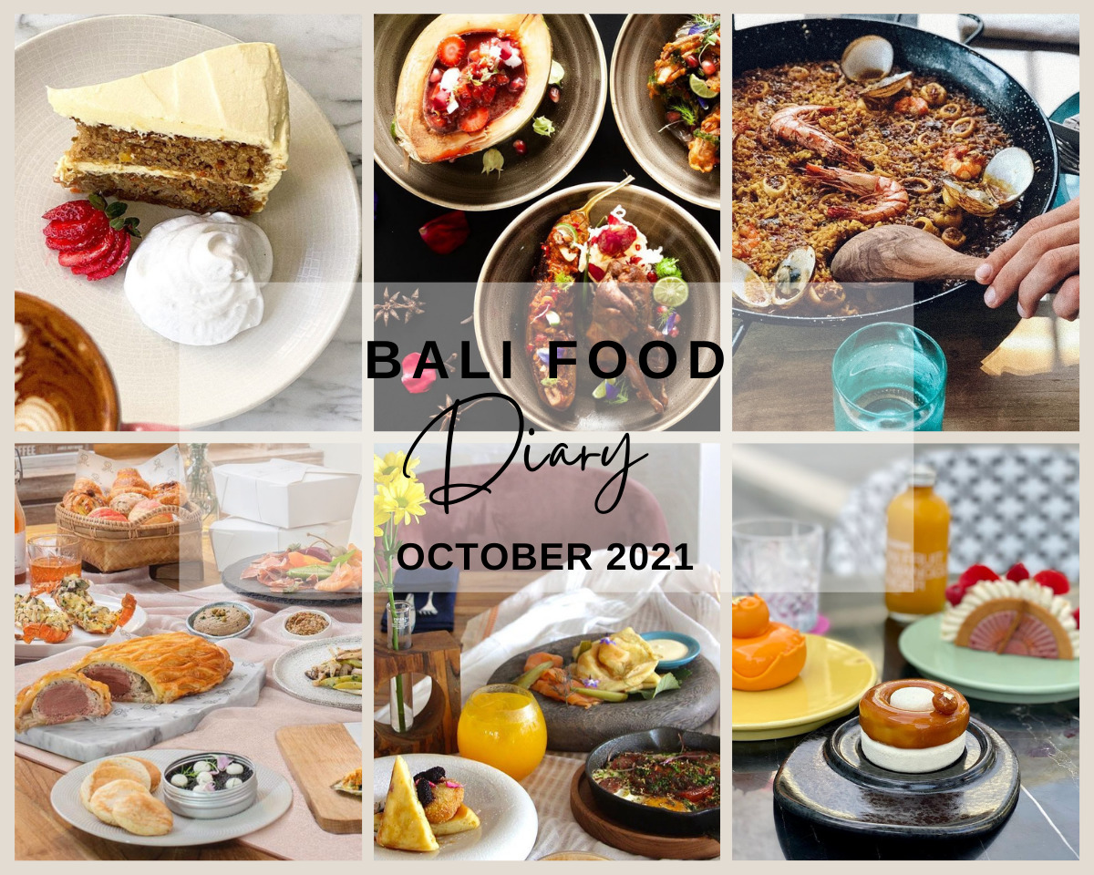 Balifood Diary October